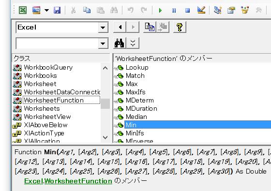 Excel VBAで最大値・最小値を求める:エクセルマクロ・Excel VBAの使い方 ...